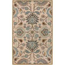 cambrai taupe 6 ft x 9 ft indoor area rug