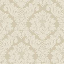 Motif Designs Wallpaper Arthouse Arthouse Da Vinci Damask Motif Pattern Traditional Designer Wallpaper 405101