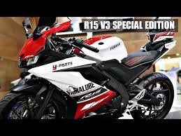 2020 yamaha r15 v3 special edition