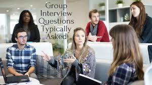 group interview questions group interview questions typically asked bestcompaniesaz