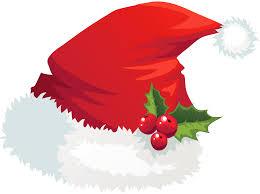 santa claus hat transparent. Simple Transparent Christmas Santa Claus Hat Mistletoe Intended Transparent T