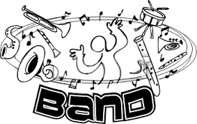 Image result for school BAND TRIP cartoons