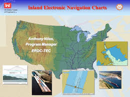 Army Corps Of Engineers River Charts Inland Electronic Navigation Charts Us Army Corps Of