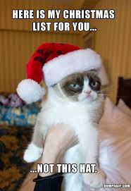 grumpy cat christmas hat. Perfect Grumpy Grumpy Cat Santa Hat Christmas List With Grumpy Cat Christmas Hat S