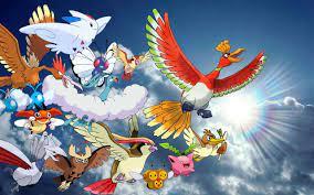 55 Fascinating Bird Pokemon For Bird-Lovers - My Otaku World