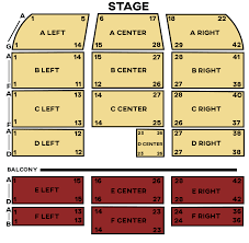 Dte Energy Theater Seating Chart Venue Info Royal Oak Music Theatre