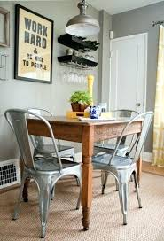 modern metal dining chair light grey gray walls paint modern metal chairs dining gray dining room