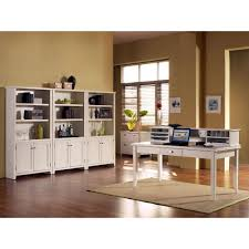 Kathy Ireland Living Room Furniture Kathy Ireland Home By Martin Tribeca Loft L Shaped Writing Desk
