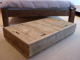 decorating fascinating underbed drawers wood 12 enticing storage with wheels plastic box bed frame bins under