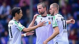 Hannover 96 zimbo setzt seine stars auf den pott Lhkpe4fsn1dfm
