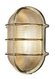 david hunt lighting adm2140 admiral brass outdoor nautical wall light ip64