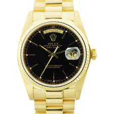 inauguration day the rolex presidential make money online 18k yellow gold rolex president mens watch