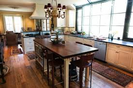 kitchen island with bar seating for 4 leather counter height stools rustic kitchen island small kitchen island with chairs
