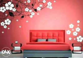 Painting Designs On Walls Likable Paint Designs For Bedroom Modern Wall Royal Texture