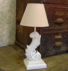 shabby chic lamp shades uk best of french shabby chic table lamp