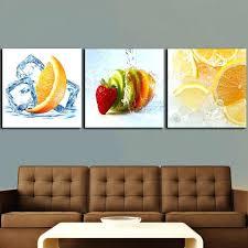 fruit wall decor kitchen lemons orange fruit paintings for the kitchen fruit wall decor modern canvas art wall pictures