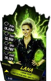 Starting 7th october 2019 you can purchase supported cryptocurrencies on tokens.net with sepa and credit cards. Lana Wwe Supercard Season 3 Debut Wwe Supercard Roster