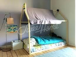 Diy Bed Tents Tent Bunk Toddler Amazon Beds Kids Truck Firetruck ...