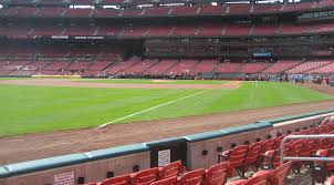 St Louis Cardinals Stadium Seating Chart St Louis Cardinals Seating Guide Busch Stadium