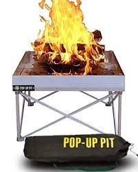 Best Portable Fire Pit For Backyard That Doesn T Burn Grass