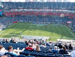 Titans Stadium Seating Chart Nissan Stadium Section 311 Seat Views Seatgeek