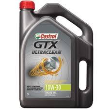 castrol gtx ultraclean 10w 30