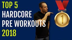 workouts preworkout gymgoer