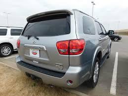 2016 Used Toyota Sequoia 4WD 5.7L FFV Platinum at Toyota of ...