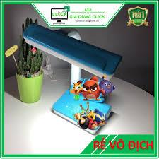 Đèn học để bàn chống cận Angry Birds ( Có đồng hồ xem giờ ) Bảo hành 12  tháng tại Hưng Yên