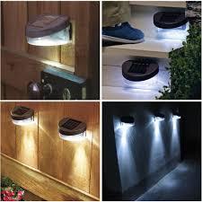 28 solar outdoor wall sconces light lights