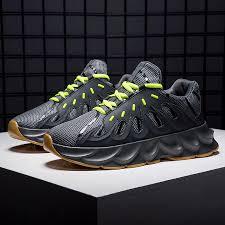 ZUFENG New <b>Fashion Running</b> Shoes for <b>Men</b> Cushioning ...