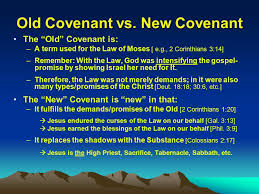 Old New Testament Saints Is There A Difference