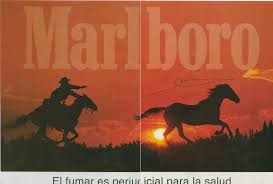 a semiotic analysis of a marlboro ad adventures of a marlboro cowboy horselarge