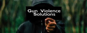 gun violence solutions to gang violence in america gun sources