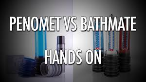 Penomet Size Chart Real Guy Compares The Bathmate And Penomet Side By Side