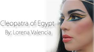 cleopatra of egypt makeup