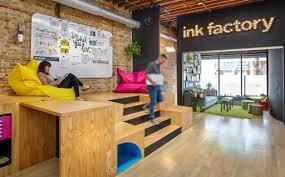 Start Up Workspace Interior Design