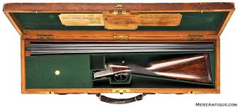 Real pretty Westley Richards 12 gauge Droplock... - Dogs and Doubles