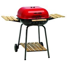outdoor bbq grills. Charcoal Grill Outdoor Cooking Cart Style Bbq Grilling Adjustable Air Vent Grills