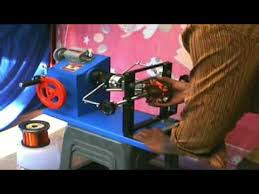 ceiling fan winding machine hand opreted manual winding machine coil winding machine