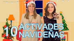 Pueden tener un cambio de decoraciones para navidad. 10 Actividades Para Hacer Con Ninos En Navidad Youtube