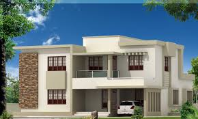 Modern Flat Roof House Plans