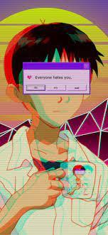 1125x2436 Neon Genesis Evangelion ...