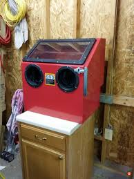 Abrasive Blast Cabinet Got A Blast Cabinet The Garage Journal Board