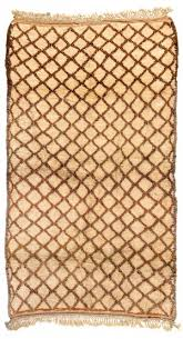 colorful rugs. Diamond Pattern. Hand Knotted Vintage Rug Colorful Rugs A