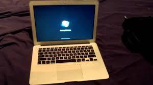 reboot macbook air