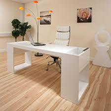 large white office desk. Modern Designer Large Round High Gloss White Dining Table Glass Legs Desk Office