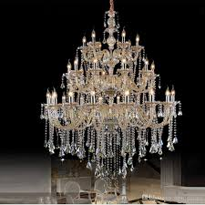 modern hotel hall candle crystal chandelier n glass villa stair chandelier light murano chandelier banquet hall crystal pendant lamps ceiling fan with