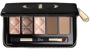 dior holiday 2016 total matte smoky glow palette