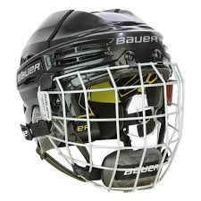 Bauer Re Akt 100 Helmet With Facemask Youth